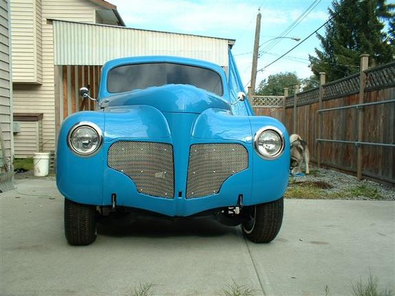 Another waynecoupe 1941 Plymouth Fury post... - 4932332