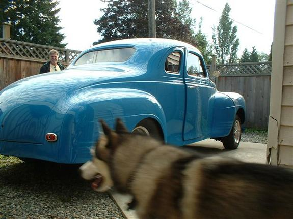 Another waynecoupe 1941 Plymouth Fury post... - 4932333