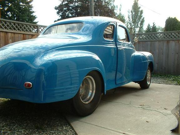Another waynecoupe 1941 Plymouth Fury post... - 4932342