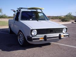 boneheadracer 1980 Volkswagen Caddy