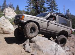4x4junkies 1990 Ford Bronco II