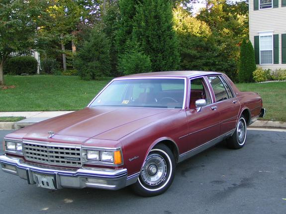 Another Ridin84Chevy 1984 Chevrolet Caprice post... - 4941957