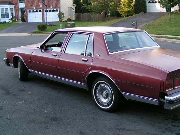 Another Ridin84Chevy 1984 Chevrolet Caprice post... - 4941958