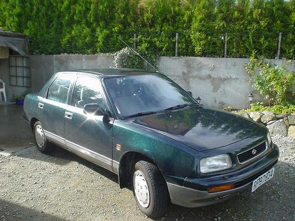 Another Hoeydal 1992 Daihatsu Applause post... - 4950758