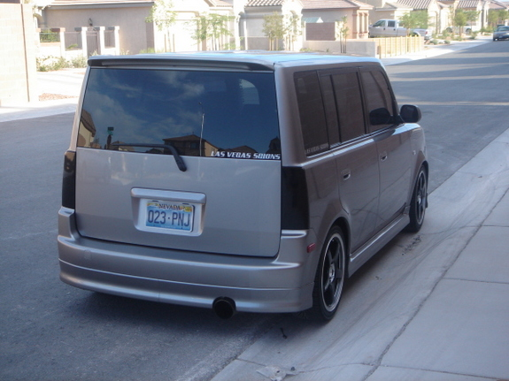 mplayboy72 2005 scion xb specs photos modification info. Black Bedroom Furniture Sets. Home Design Ideas