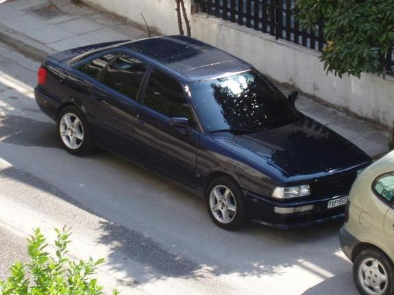 AudiGreecetyp89 1988 Audi 90