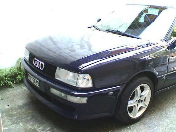 Another AudiGreecetyp89 1988 Audi 90 post... - 4962413