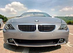 bocaas 2004 BMW 6 Series