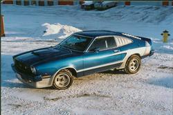 kazzoom 1976 Ford Mustang