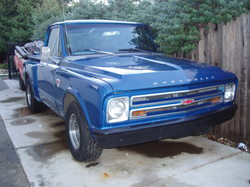 67bowtieguys 1967 Chevrolet C/K Pick-Up