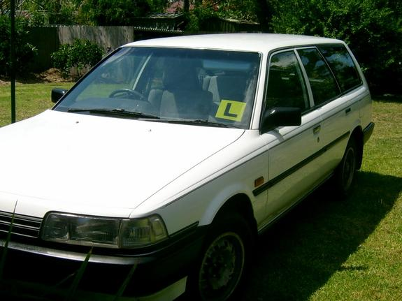 Another Noofa 1991 Toyota Camry post... - 4967924