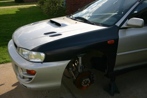 Another 99Scooby 1999 Subaru Impreza post... - 4969879