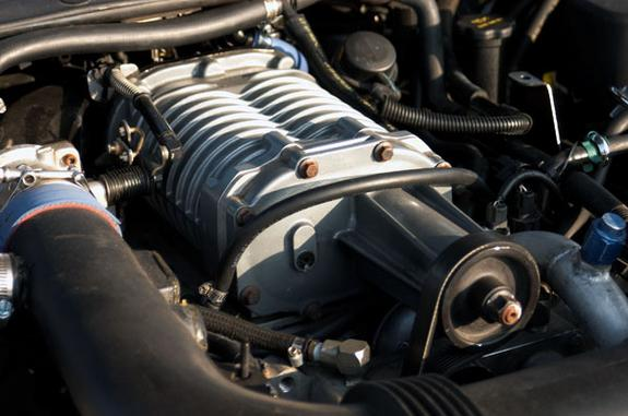 Large on Modified 2002 Lincoln Ls V8