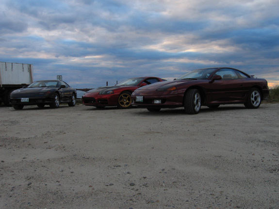 Another one_slo_car 1999 Mitsubishi 3000GT post... - 4981181