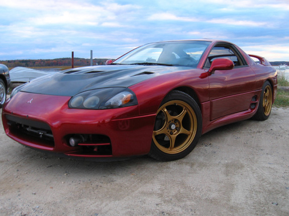 one slo car 39 s 1999 mitsubishi 3000gt in scarborough me. Black Bedroom Furniture Sets. Home Design Ideas