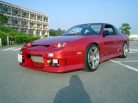 Another Pearlrps 1993 Nissan 180SX post... - 4981527