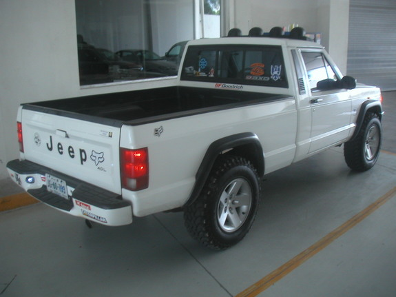 jeepmj 1989 Jeep Comanche Regular Cab 4983528