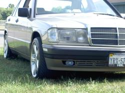 Zmanov0001s 1989 Mercedes-Benz 190-Class