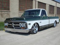chevydog66 1972 GMC C/K Pick-Up