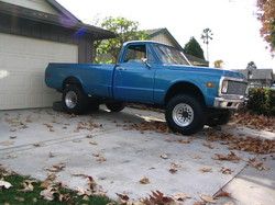 pooz911s 1971 Chevrolet C/K Pick-Up