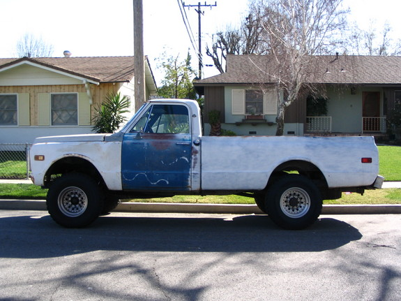 Another pooz911 1971 Chevrolet C/K Pick-Up post... - 4985919