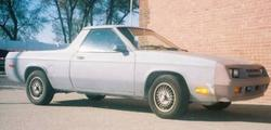 guiseartD 1984 Dodge Rampage 4987555