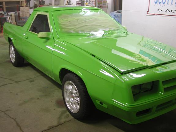 guiseartD 1984 Dodge Rampage 4987565
