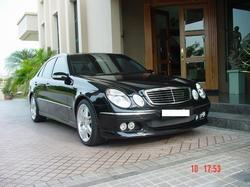 chris_master 2004 Mercedes-Benz E-Class