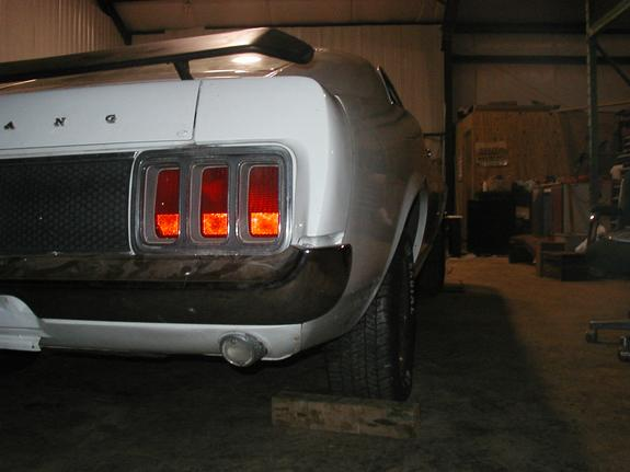 Another Ford70Fassstback 1970 Ford Mustang post... - 4987942