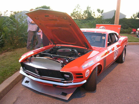 Another Ford70Fassstback 1970 Ford Mustang post... - 4987980