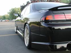 SequenceGarages 1997 Nissan 240SX