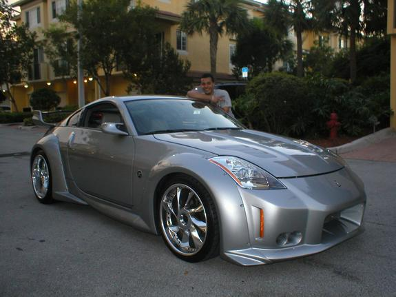 Another bakhressa 2004 Nissan 350Z post... - 4991373