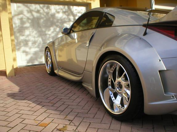 Another bakhressa 2004 Nissan 350Z post... - 4991378