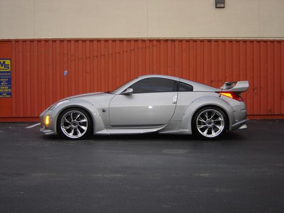 Another bakhressa 2004 Nissan 350Z post... - 4991380