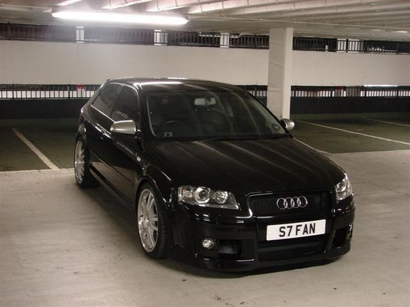 only1stefan 2004 audi a3 specs photos modification info at cardomain. Black Bedroom Furniture Sets. Home Design Ideas