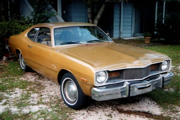 DartLite's 1976 Dodge Dart