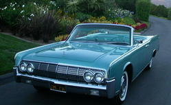 linc64s 1964 Lincoln Continental