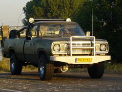 country4alls 1976 Dodge W-Series Pickup