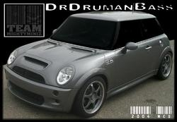 DrDrumanBass 2005 MINI Cooper