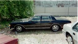 Another CuttEmUpChevy 1984 Chevrolet Caprice post... - 5002303