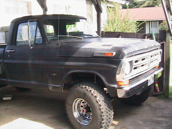 nikwave 1972 Ford F150 Regular Cab 5000508