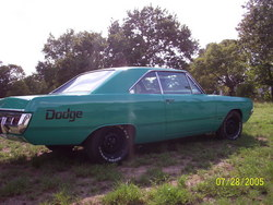 72LexGreenDart 1972 Dodge Dart