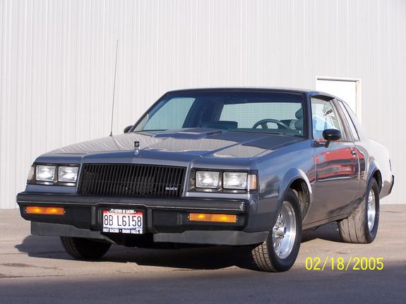 Syclone1616 1987 Buick Regal