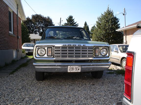1978stepside's 1978 Dodge D150 Club Cab