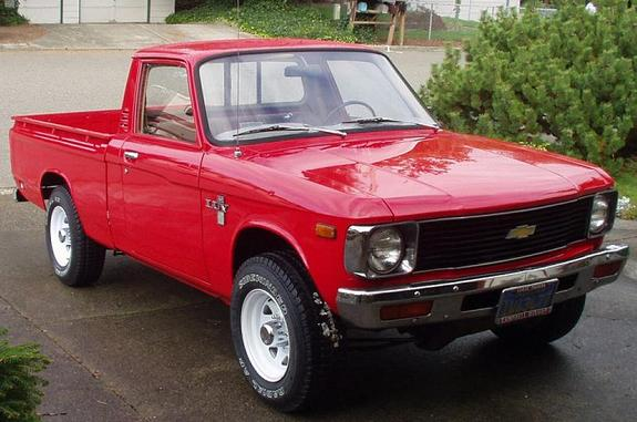 Adem24 1980 Chevrolet Luv Pick Up Specs Photos Modification Info