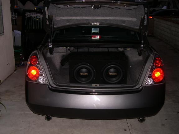 Another SuperincV6 2005 Nissan Altima post   925905 by