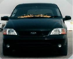 minivancreepin04 2001 Ford Windstar Passenger