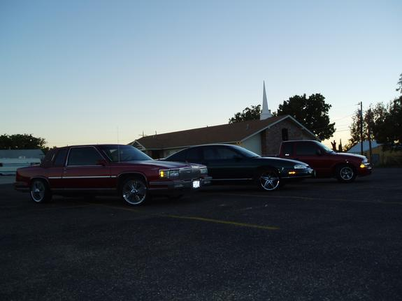 Another daddyscaddy88 1988 Cadillac DeVille post... - 5011522