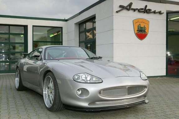 Another britishcarsrule 2004 Jaguar XK Series post... - 5011581