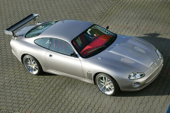 Another britishcarsrule 2004 Jaguar XK Series post... - 5011582